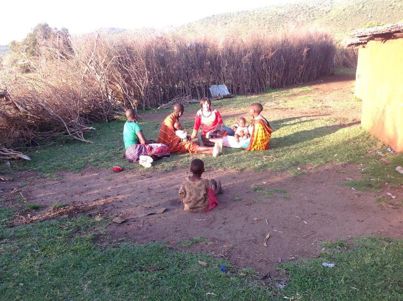 Maasai_women